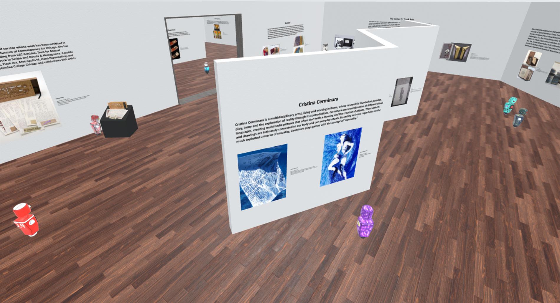 NJBAS Virtual World