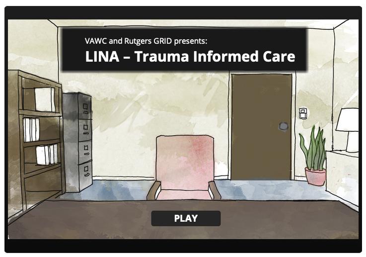 VWAC Games Character Lina